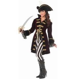 Deluxe Captain Morgana - M/L