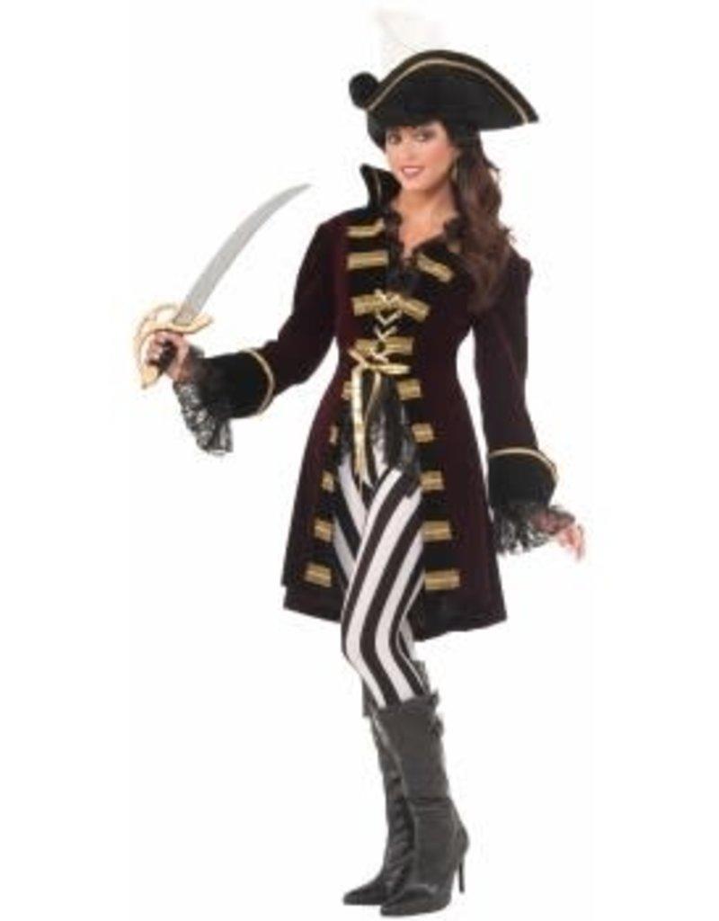 Deluxe Captain Morgana - M/L