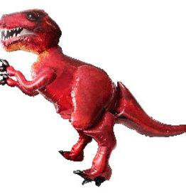 "Tyrannosaurus Rex 68"" Airwalker Includes Helium Local Only"