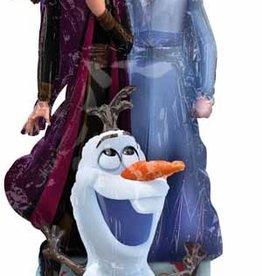 Frozen 2 Elsa Anna Olaf Airwalker Includes Helium Local Only