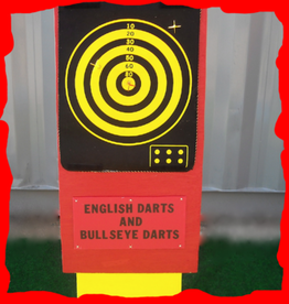 MAGNETIC BULLS EYE DARTS / 5 hours