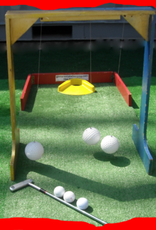 FLY BALL GOLF / 5 hours