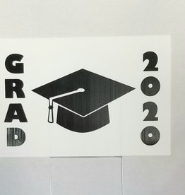 DIY GRAD SIGN - PER DAY