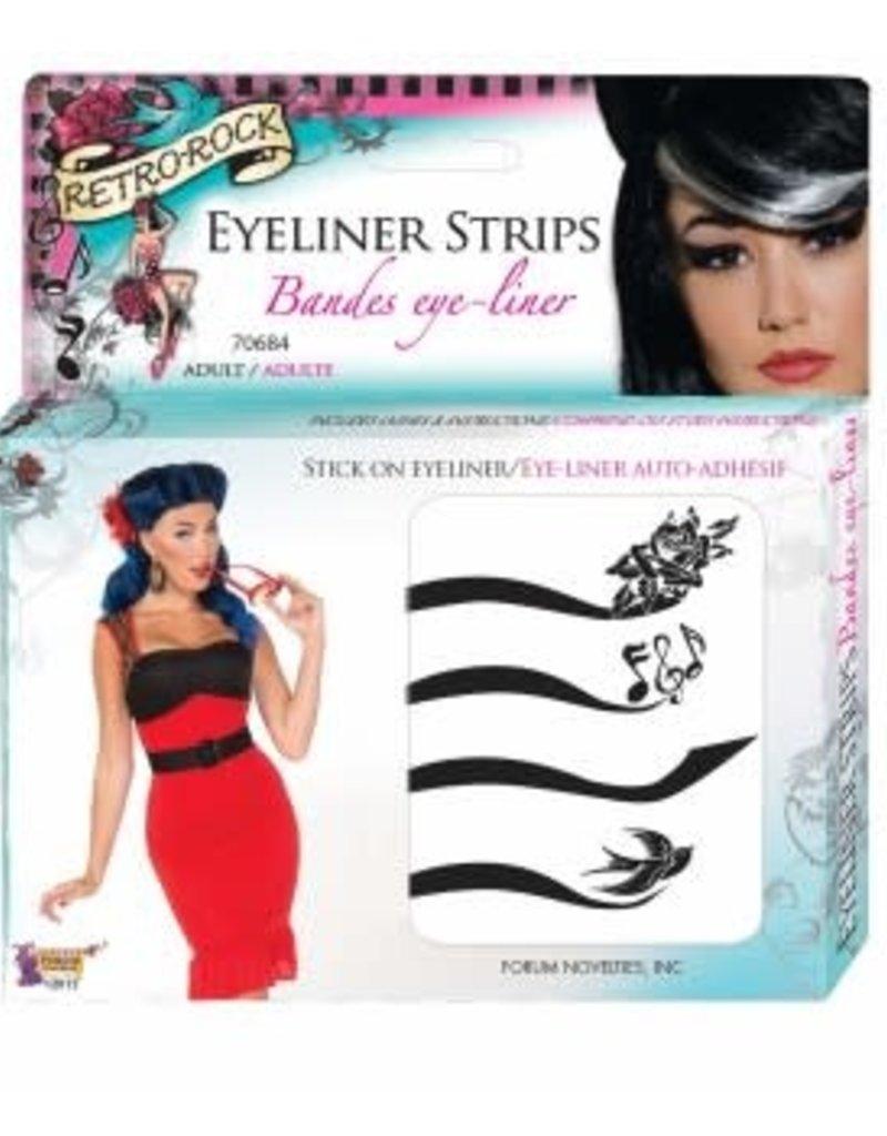 Retro Rock Eyeliner Kit
