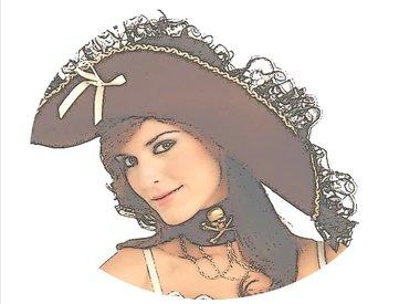 Hats-Crowns - Head Wear