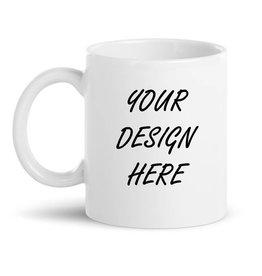 Personalized 11oz White Mug