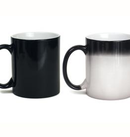 11oz Colour Changing Mug (blank)