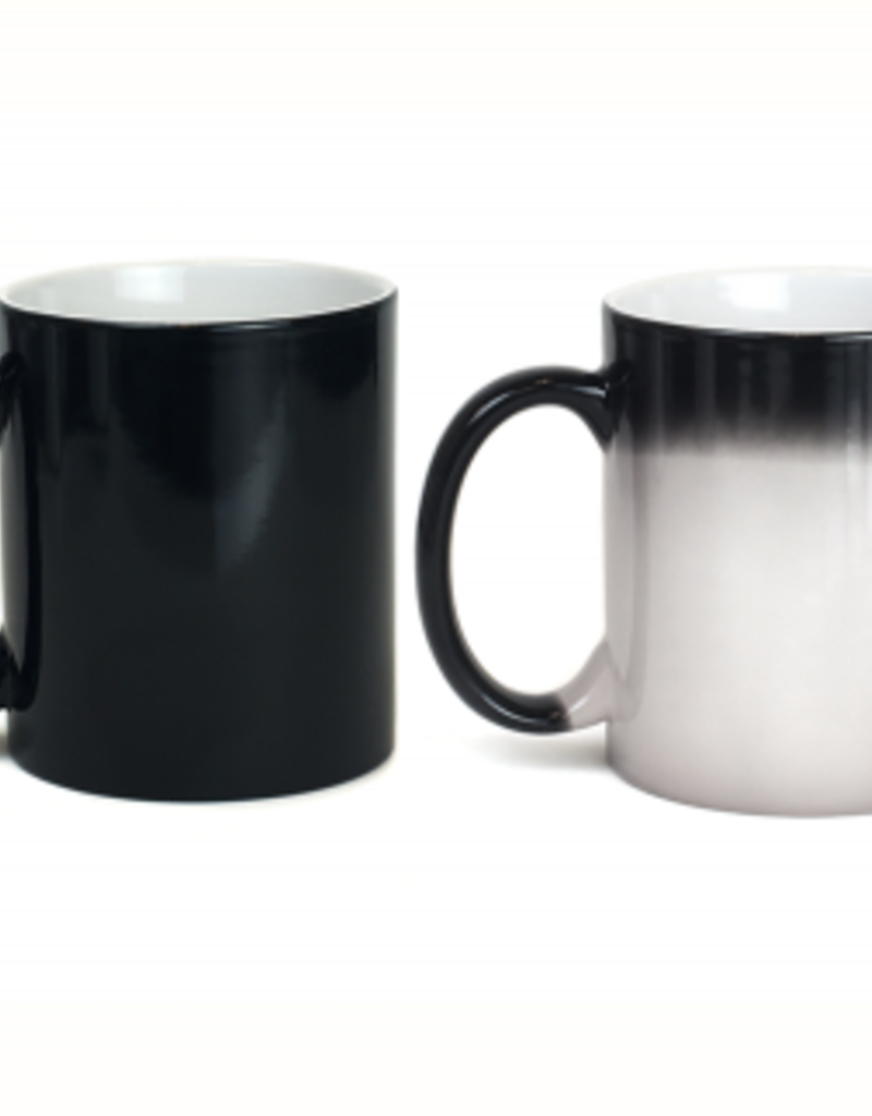 11oz Colour Changing Mug (blank)