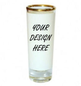 Personalized 2oz Shooter Glass