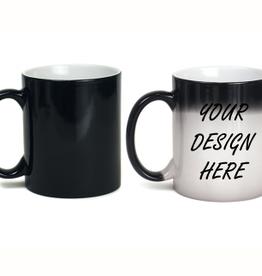 Personalized 11oz Colour Changing Mug