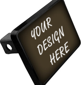 Personalized Hitch Cover Kit