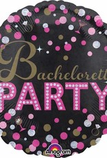 "Qualatex 18"" Sassy Bachelorette Party"