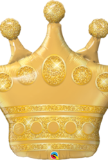 "Qualatex 41"" Gold Crown"