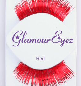 Red Regular Lashes