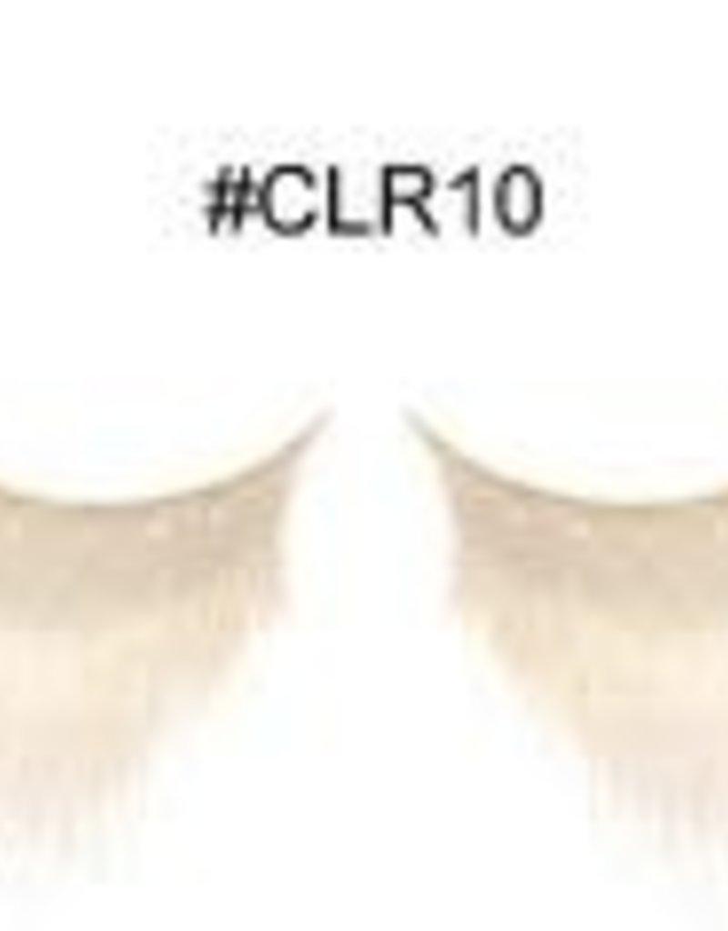 Blonde Decoration Lashes - CLR10