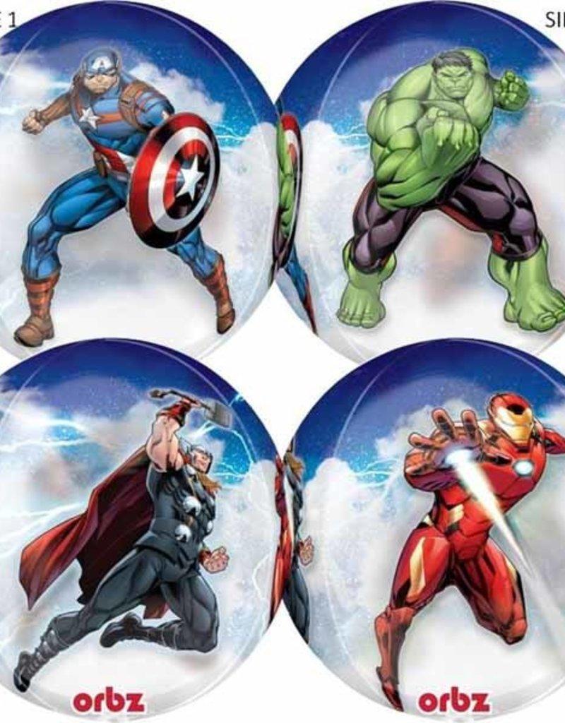 """16"""" Avengers Orbz"""