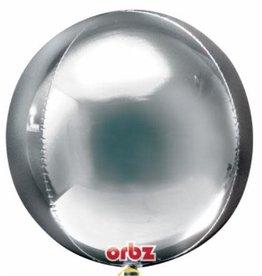 """16"""" Silver Orbz"""