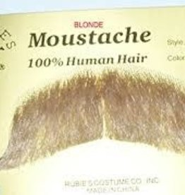 Rubies Costumes Colonel Major Moustache-Blonde