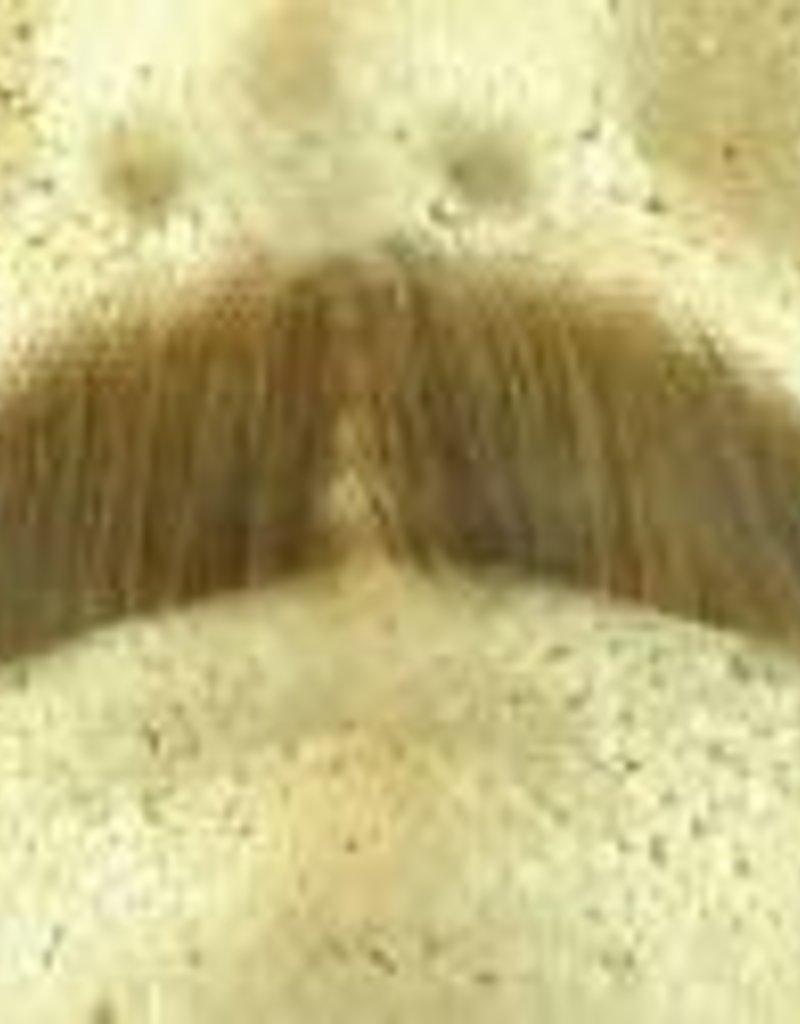 Rubies Costumes Colonel Major Moustache-Medium Brown