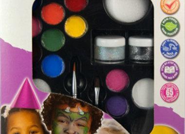 Face-Body Paint-Color Kits