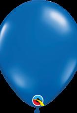 Blue Helium Balloons