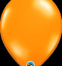 Orange Helium Balloons