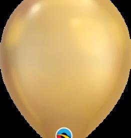 Gold Helium Balloons