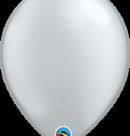 Silver/Grey Helium Balloons