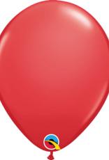 "Qualatex 11"" Standard Balloons Flat Bulk"