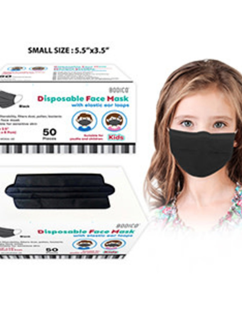 Bodico 1pk Disposable Mask (kids)