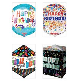 Birthday Orbz, Anglez, & Cubez