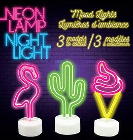 Neon Lamp - Flamingo - Cactus - Ice Cream