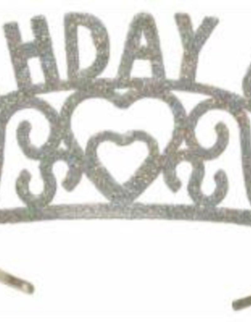 Birthday Girl Sparkle Tiara