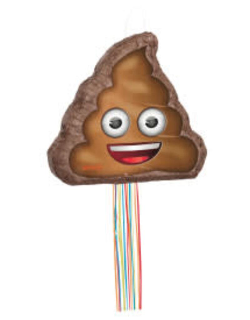 Emoji Poop Pinata