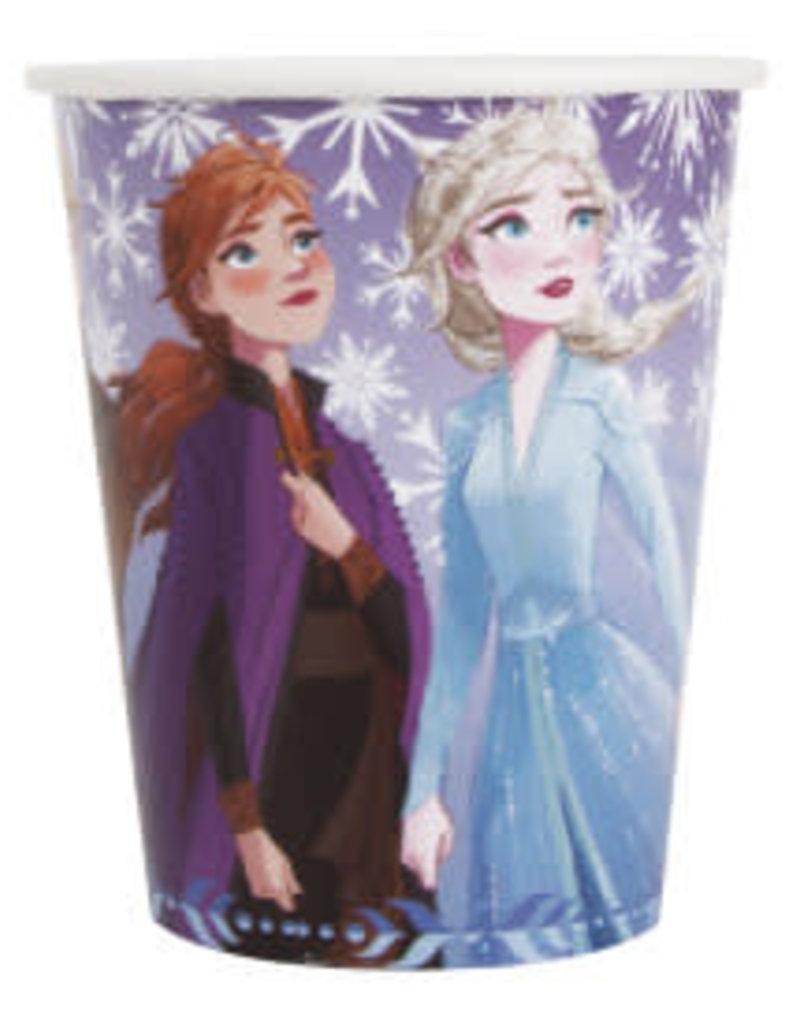 9oz Frozen II Paper Cups - 8pc