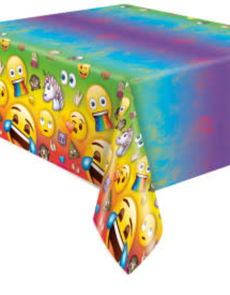 Emoji Table Cover