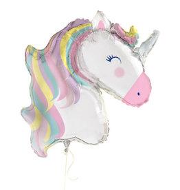 """Unicorn Giant Foil Balloon 42"""""""