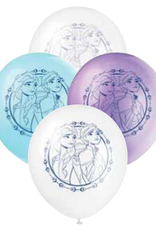 "11"" Frozen II Latex Balloons - 8ct"