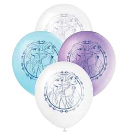 """11"""" Frozen II Latex Balloons - 8ct"""