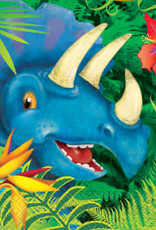 Dinosaur Luncheon Napkins