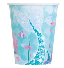 Mermaid Paper Cups-9oz
