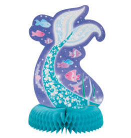 Mermaid Honeycomb Decoration