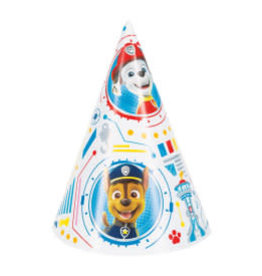 Paw Patrol Party Hats - 8ct