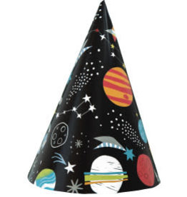 Outer Space Party Hats