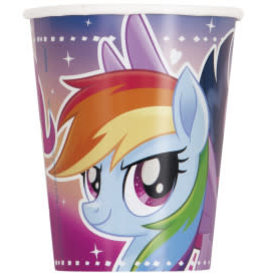 My little pony 8pk party cups