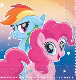 My Little Pony Luncheon Napkins - 16pc