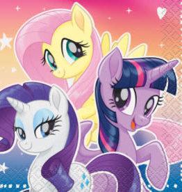 My Little Pony Beverage Napkins - 16pc