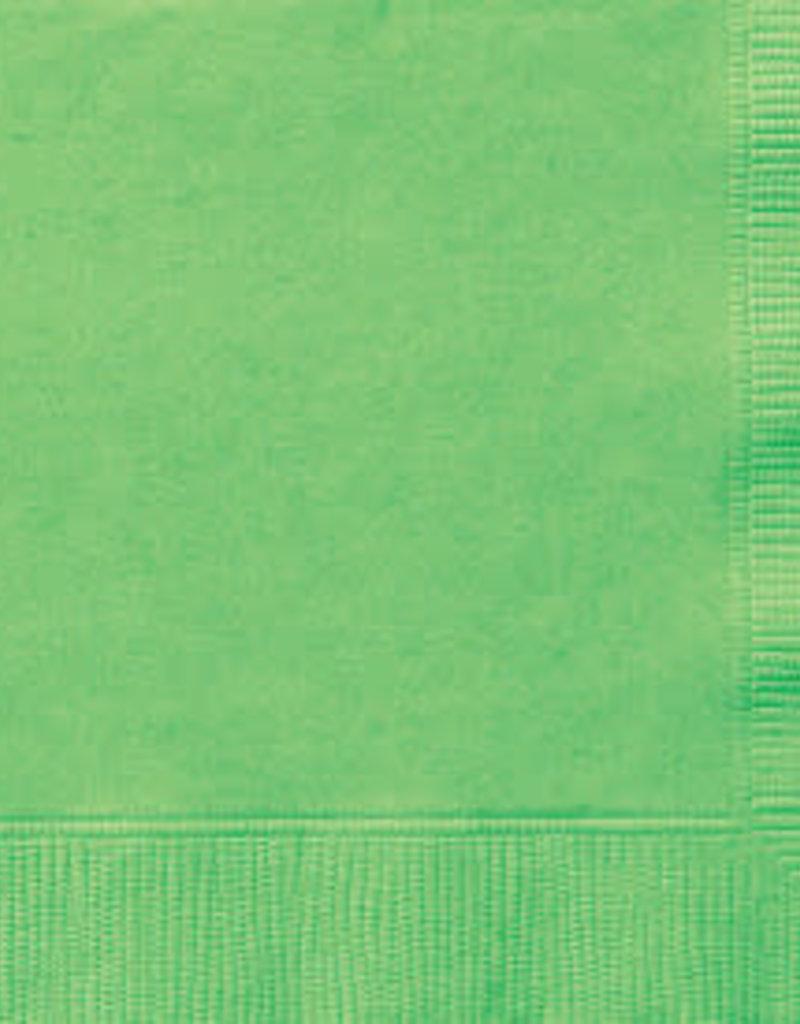 Baby Yoda/Lime Green Beverage Napkins
