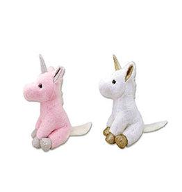 Unicorn PlushToy - white