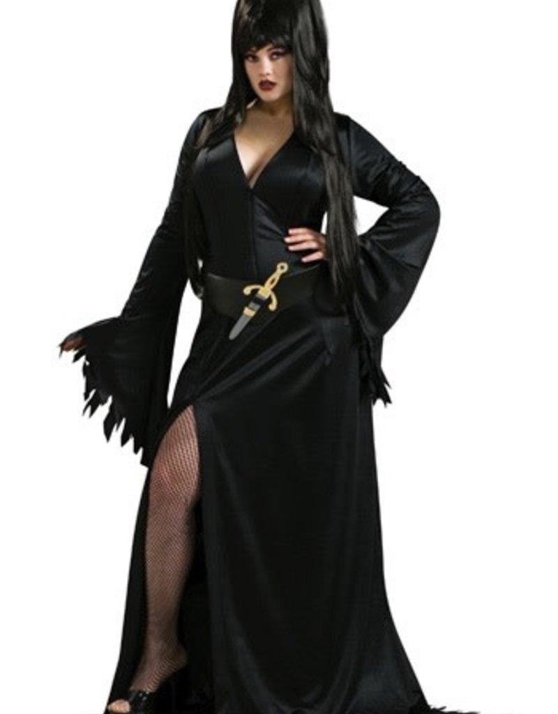 Elvira - PLUS Size (dress 18 -20)